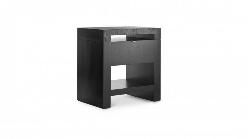Grevstad - Marka Bedside Table With Drawer [Small]