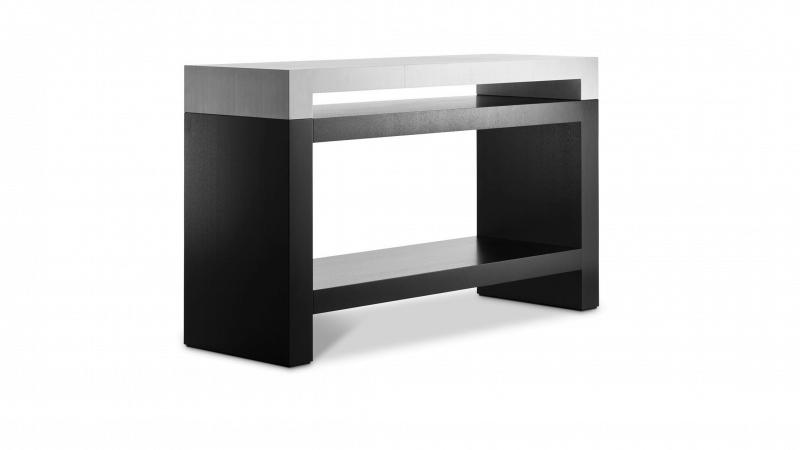 Grevstad - Marka Console with 2 Shelves