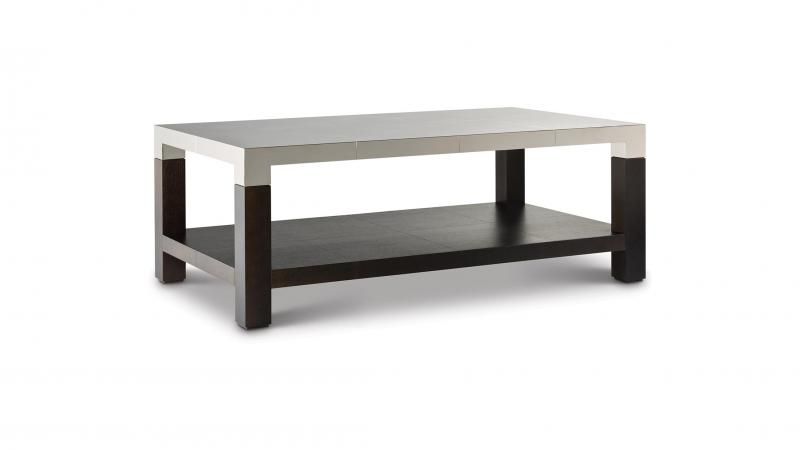 Grevstad - Marka Coffee Table With Shelf