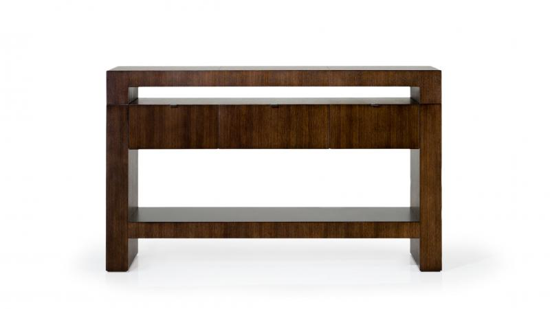 Grevstad - Marka Console With 3 Drawers